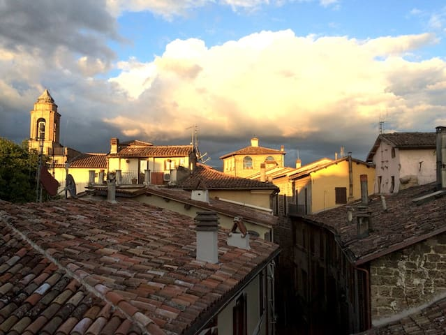 A house with a view - Rieti - Appartement
