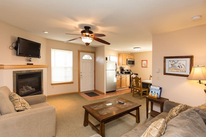 Charming one bedroom suite in Cannon Beach - Cannon Beach - Boutique-hotel