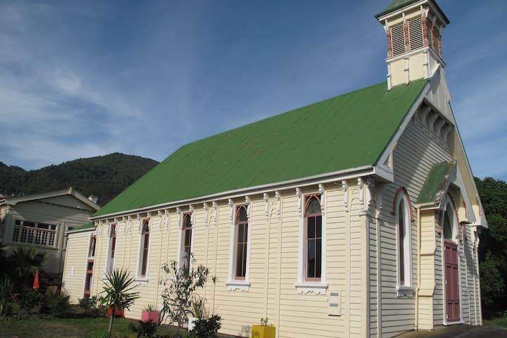 Te Aroha Church stay - Te Aroha