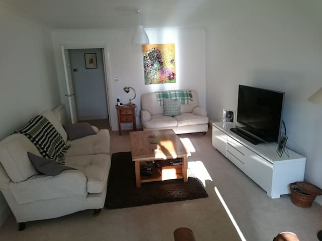 Modern Spacious Cottage on River Thames - Shepperton - Huis