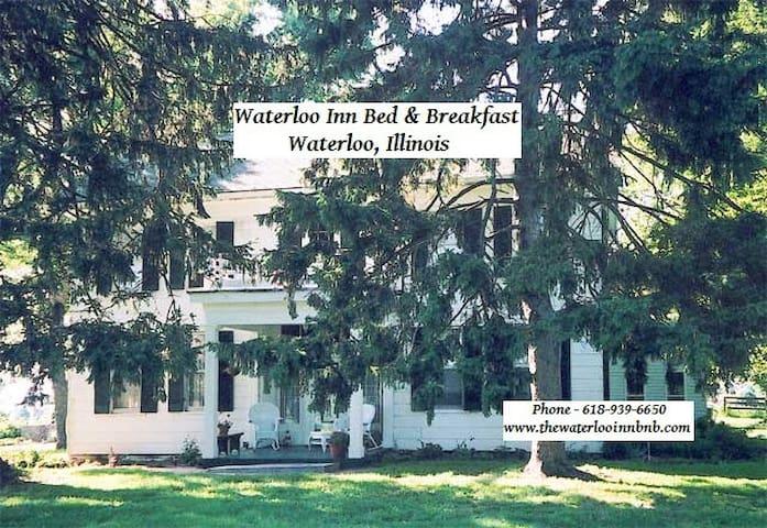Waterloo In(URL HIDDEN)Pearl's Room - Waterloo - Bed & Breakfast