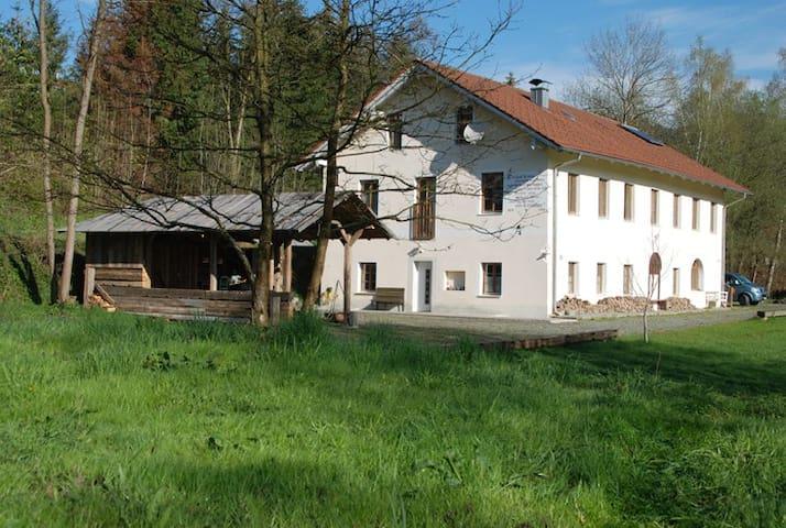 Ferienhaus Grubmühle Wohnung 1 - Schönberg - Lägenhet