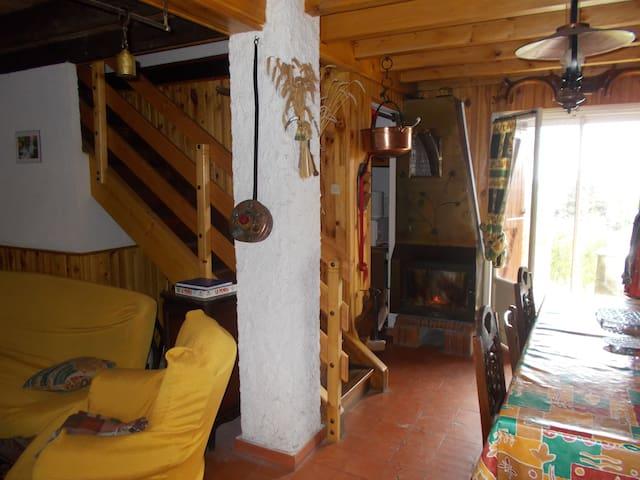 Loue gîte dans village de vacances - Saint-Pierre-de-Trivisy