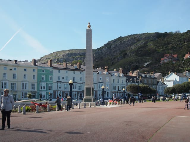 Modern ground floor apartment in Llandudno - Llandudno - Appartement