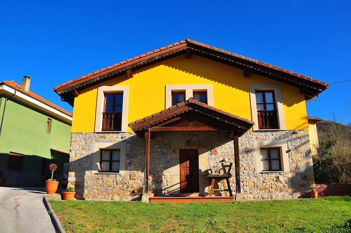 Casa Angel en los Picos de Europa - La Robellada