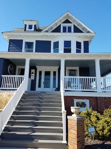 Avair Beach House - North Wildwood - Casa
