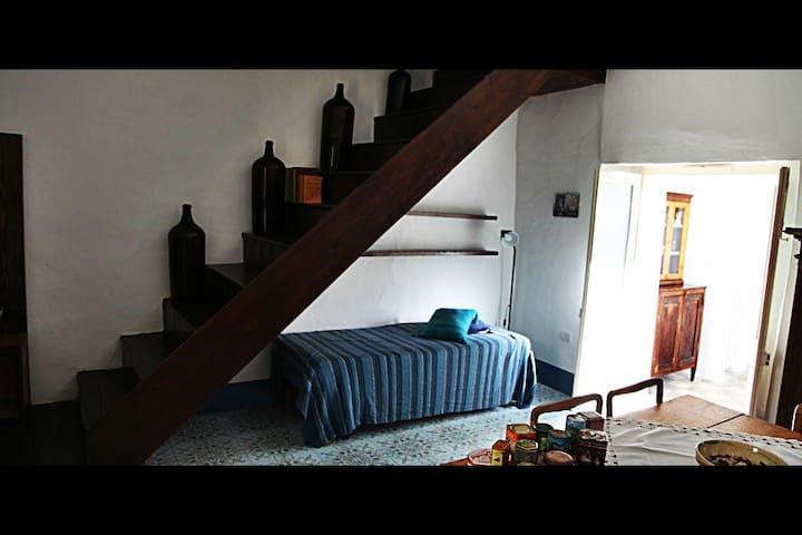 Vecchia Posta - Volo dell'Angelo x6 - Pietrapertosa - Lägenhet