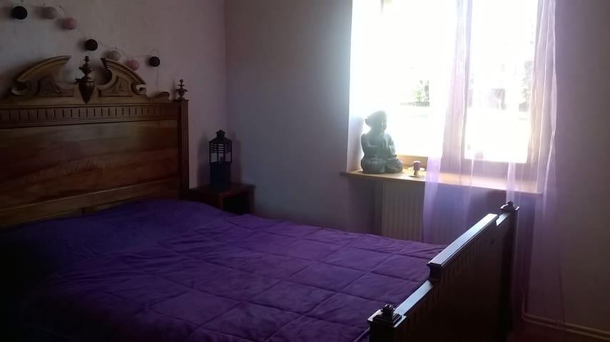 chambre 2 personnes - Ribérac