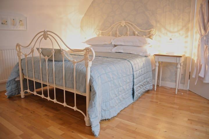Big comfy room nearest to Glasgow Int Airport - Paisley - Casa adossada