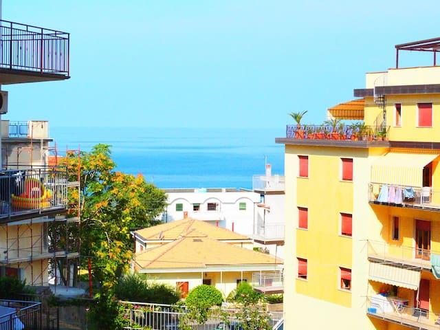 Casa Tirreno - Belvedere Marittimo - Lägenhet