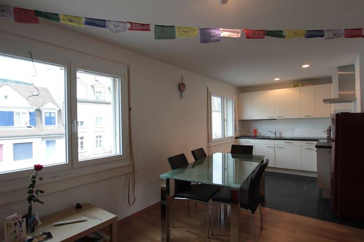Very nice apartment - Biel/Bienne