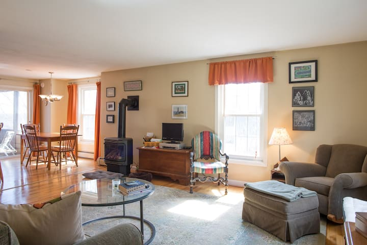 Cozy, private room - Dover - Casa