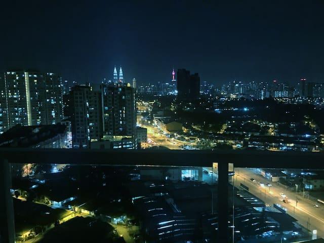 Charming Comfortable Apartment - Kuala Lumpur - Apartmen