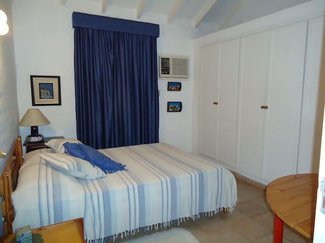 Lovely room & private bath, great location! - Asunción