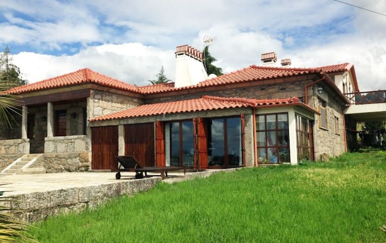 Casa da Eira - Room Bernardino Machado - Mouquim - Chalet