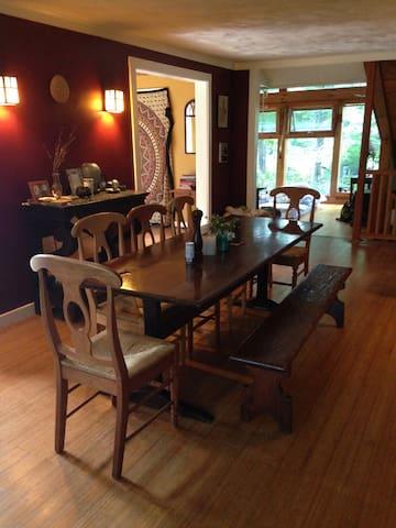 Treedom Glen - Brookline - Maison