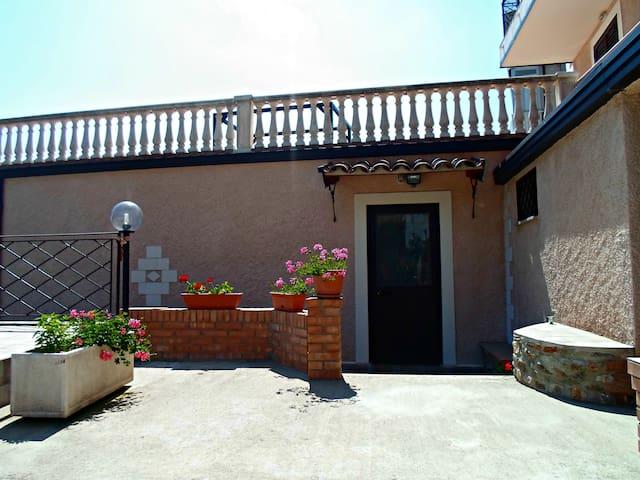 Accogliente casa vacanza a Gizzeria - Gizzeria - Huis
