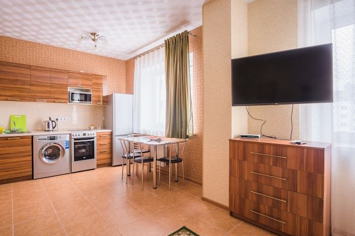 Новая, уютная, квартира - студия. - Minsk - Appartement