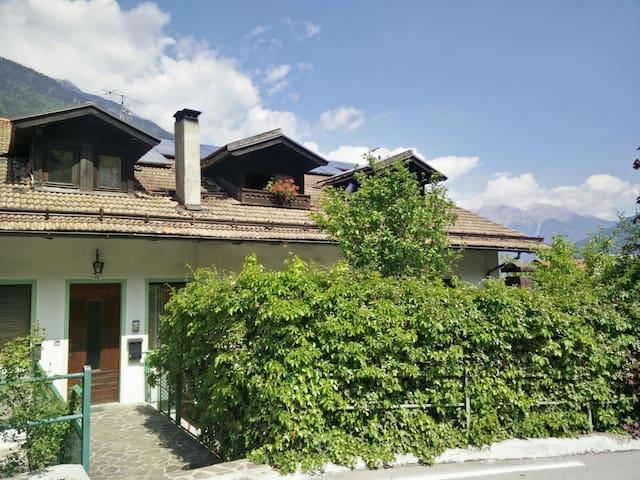 Accogliente mansarda a Bocenago- Val Rendena - Bocenago - Wohnung
