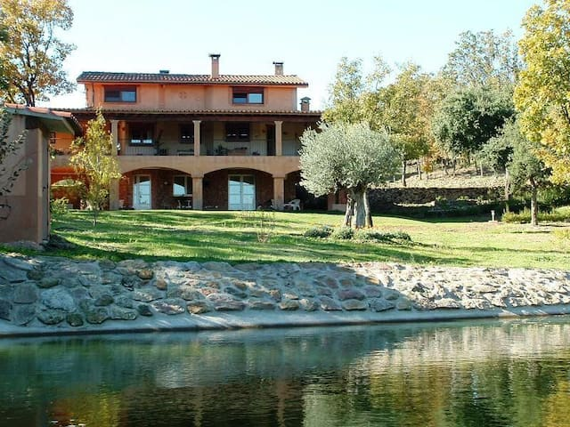 Country Villa in  North Caceres - Hoyos - Квартира