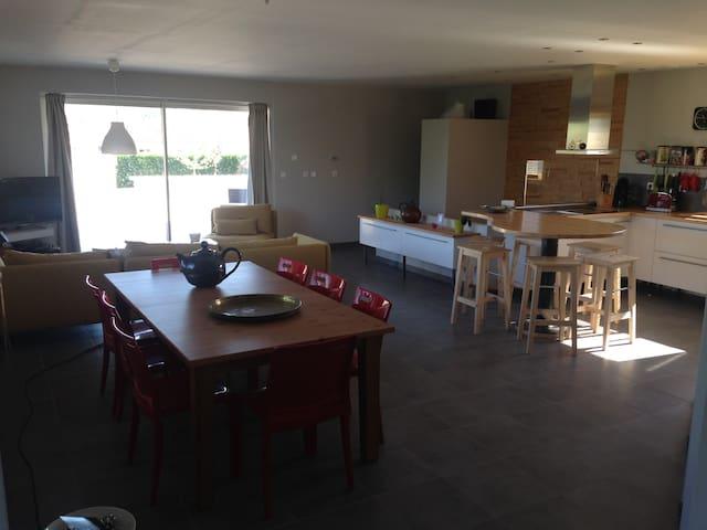 Bel appartement lumineux proche toutes commodités - Chomérac - Appartement