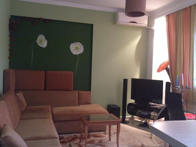 modern and comfortable - Evosmos - Appartement