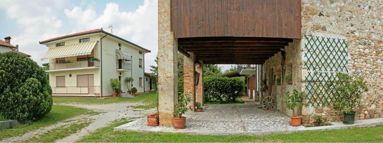 Casa di Emeri & Ina vicino a Udine - Martignacco - Daire