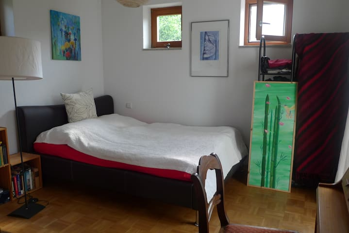 Gemütliches Zimmer in Radolfzell  - Radolfzell - Hus