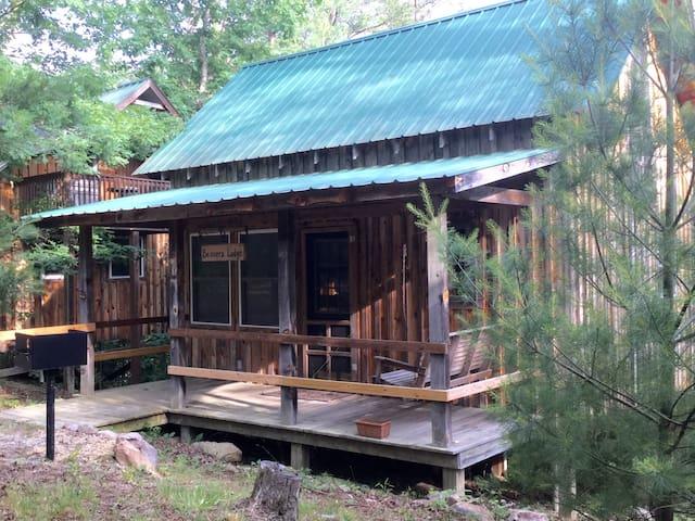 Get Away Cherokee Forest Cabin #4  - Beavers Lodge - Del Rio - Houten huisje