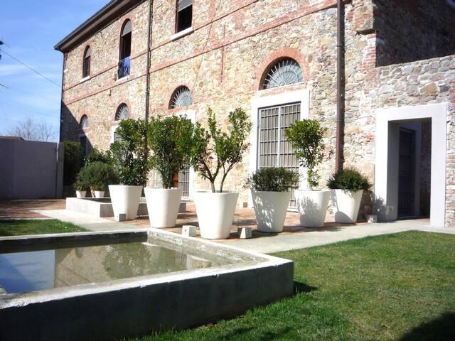OILMILL LUXURY HOME NEAR BEACH APT2 - La Spezia - Appartement