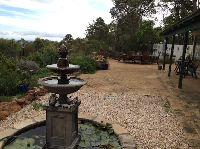 experience Australia in the bush. - Brigadoon - Huis