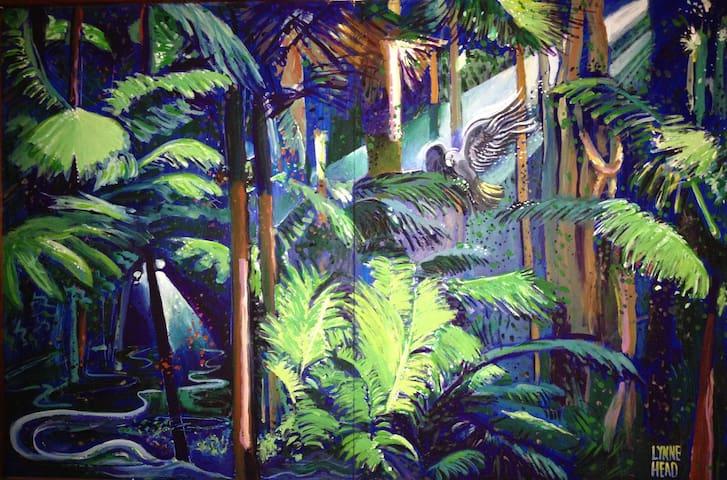 Rainforest Retreat - Springbrook - Bed & Breakfast