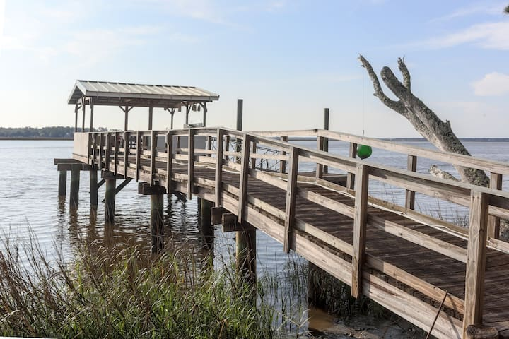 Direct Waterfront - near Savannah - Midway - 獨棟