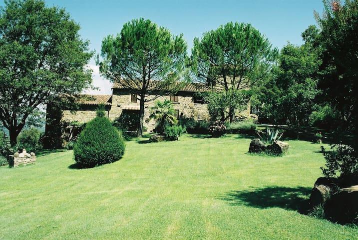 Ca Della Santina - San Leo Bastia - Wohnung
