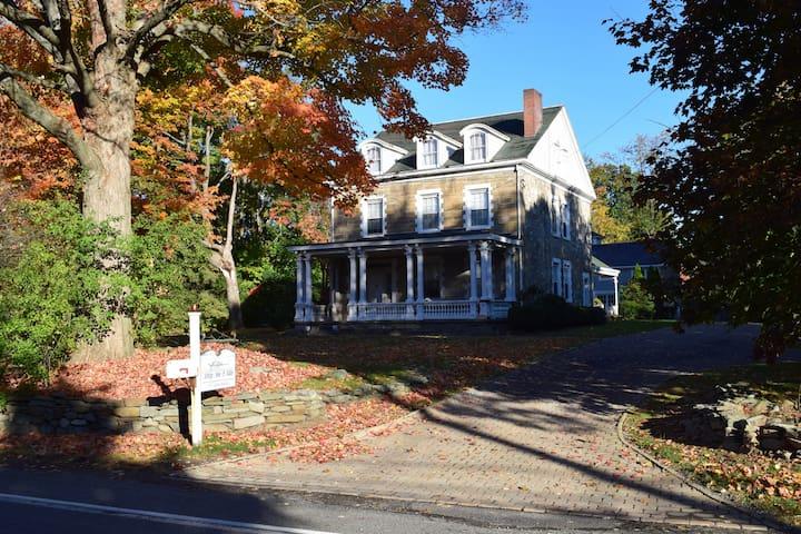 Hudson Valley Historic, Blue Room - New Windsor - Casa