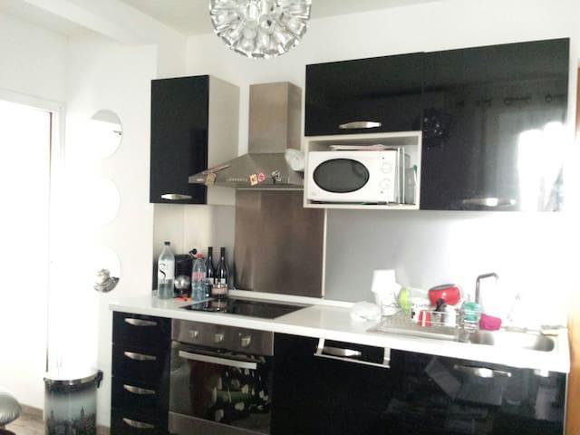 Appartement Sartene très belle  vue - Sartène - Lägenhet