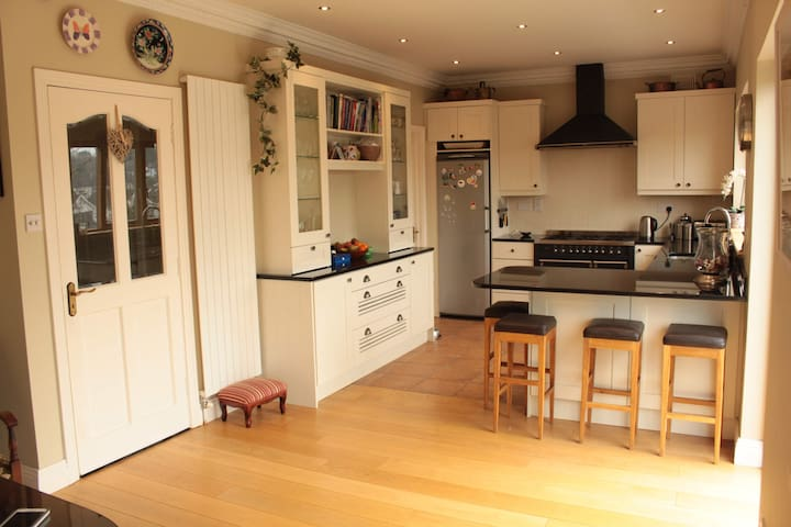 Beautiful 4 bed house - Bray