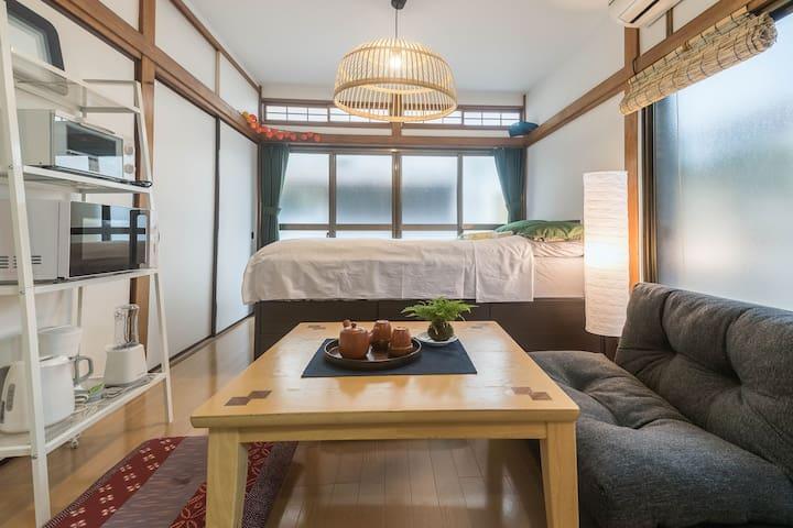 Check!!☆Japanese Traditional Whole House For You☆ - Kita-ku - Hus