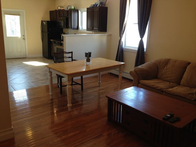 Private Room in Beautiful Apartment w/ 2 Balconies - Scranton