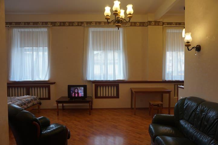 Apartament Erfolg 8 - Daugavpils - Lägenhet