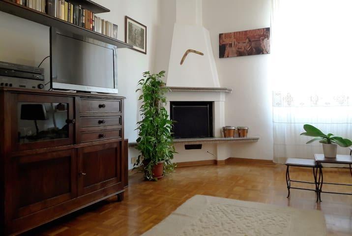Elegant apartment on two floor with attic - Cusano Milanino - Apartamento