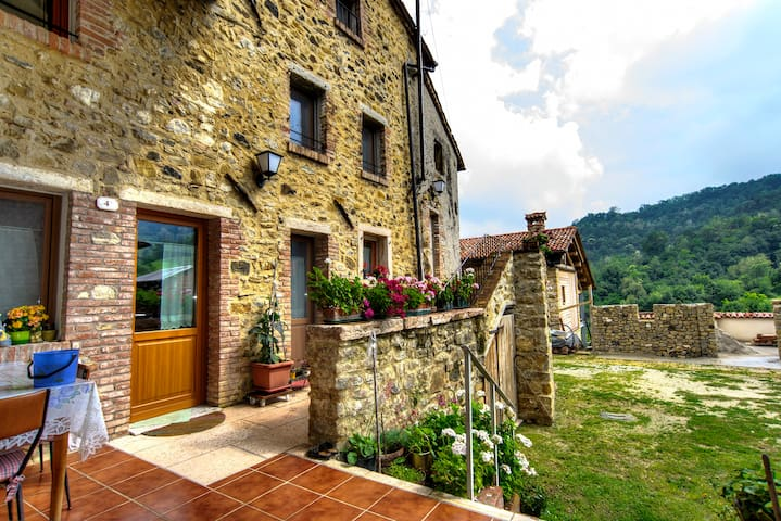 Suite accomodation Agriturismo Antico Borgo 2 - Marostica - Bed & Breakfast