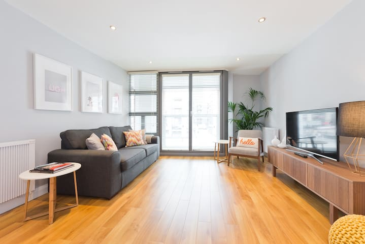 Modern City Centre Luxury Apartment - Dublin - Apartmen