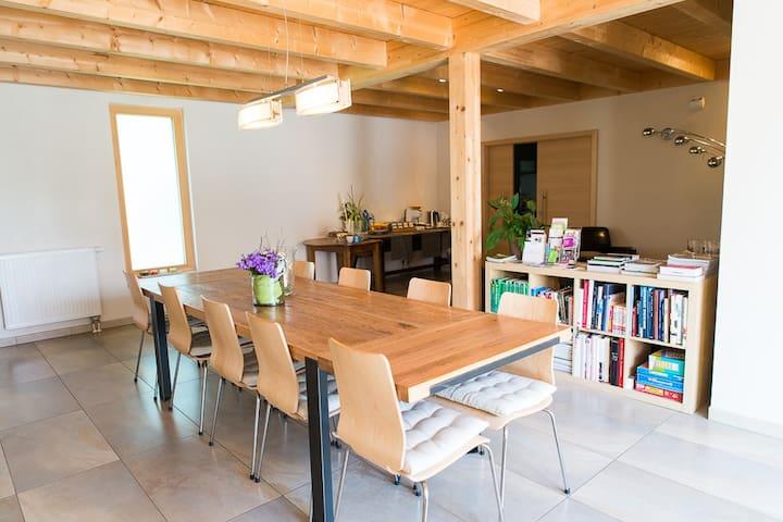 Ame de la terre - Ruffey-lès-Echirey - Bed & Breakfast