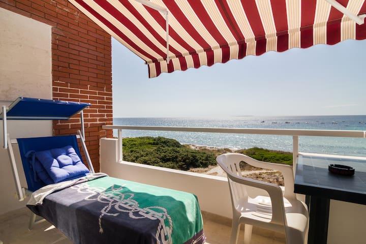 Flat close to the sea in Sardinia - Putzu Idu - Apartamento
