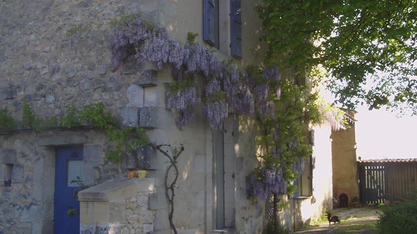 Chambre d'hôtes près Saint-Emilion - Saint-Quentin-de-Baron