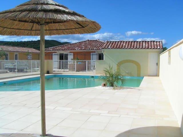 Location villa indépendante - Vallon-Pont-d'Arc - Квартира