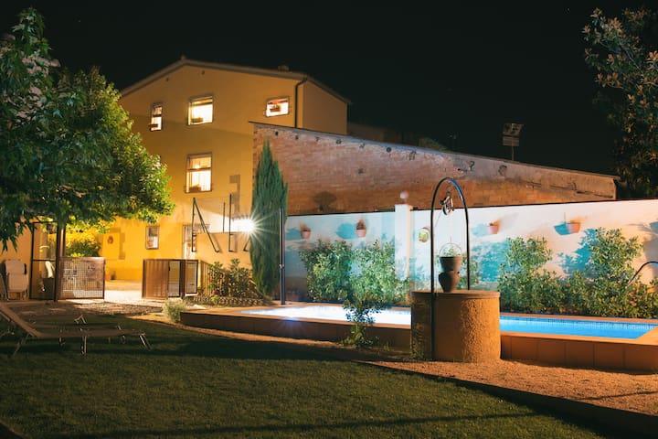 COZY COTTAGE WITH CHARM/RURAL HOUSE - Sant Esteve de Llémena - Ev