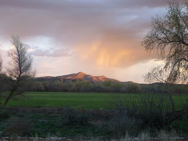 Gorgeous Off-Grid Homestead in Southern New Mexico - Gila - Other