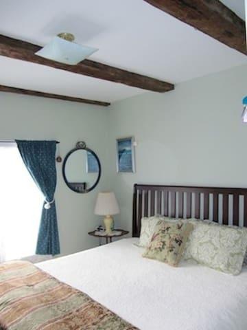 The Elizabethan -The Melville Room - Northfield - Bed & Breakfast